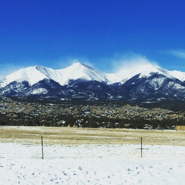 The Collegiate Peaks